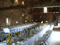 weddings and The Candies at Cazanac