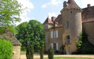 The Candies wedding ceremony and Champagne Reception at Chateau Cazanac in the Dordogne