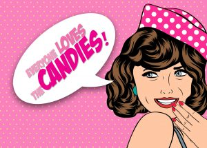The Candies sing at weddings and parties in South West France
