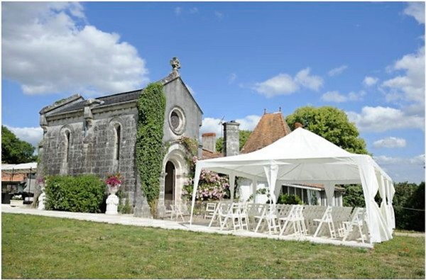 Chapel at Domain de Fayolle